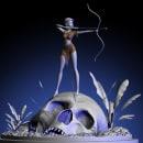 Giant Hunter. Un proyecto de Modelado 3D de João Lázaro - 21.04.2020