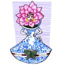 de Todo un poco ;). Un projet de Illustration, St, lisme, St, lisme, Illustration de portrait et Illustration textile de Jorge Andrés Becerra Huenchullán - 21.04.2020