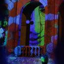 Triángulo Interactivo - Museos en la noche 2014. Um projeto de Animação, Multimídia, Vídeo, Arte urbana, Concept Art e Edição de vídeo de Cristian Serron - 12.12.2014