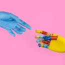 Tactile Desires. A H, werk, Kunstleitung und Artistische Fotografie project by Vasty - 22.04.2020