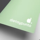 Branding dietaypunto. A Br, ing, Identit, and Design project by Alex Plana Ramón - 04.24.2020