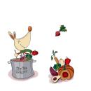 Mi Proyecto del curso: Creación y comercialización de patterns vectoriales. Um projeto de Ilustração, Design de personagens, Pattern Design, Design de moda e Ilustração infantil de Belu Rodriguez Peña - 24.04.2020