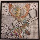 Dibujos. Un proyecto de Bellas Artes de Monica Labra Todorovich - 25.04.2020