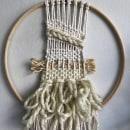 Meu projeto do curso: Introdução ao tramado têxtil. Um projeto de Criatividade, Design de interiores e Tecido de Beatriz Más SaintMartin - 26.04.2020