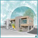Proyecto Final: Ilustración digital de proyectos arquitectónicos. Um projeto de 3D, Arquitetura, Arquitetura digital, 3D Design e Ilustração Arquitetônica de Angel E. Restituyo - 27.04.2020