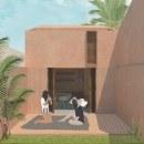 Mi Proyecto del curso: Representación gráfica de proyectos arquitectónicos. Um projeto de Design, Arquitetura, Colagem, Animação 2D, Criatividade, Ilustração digital, Arquitetura digital, Composição Fotográfica e Ilustração Arquitetônica de Sara Guisao - 29.04.2020