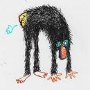 Pelos. Un proyecto de Ilustración, Diseño de personajes, Dibujo e Instagram de Salva Insa - 29.04.2020