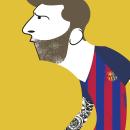 Mi Proyecto del curso: Ilustración de caricaturas vectoriales. Um projeto de Ilustração de Alberto Almenara - 01.05.2020