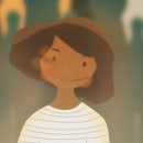 Mi Proyecto del curso: Microhistorias animadas con After Effects. Um projeto de Animação, Ilustração e Motion Graphics de Fabiola Thalia Contreras Rosso - 03.05.2020