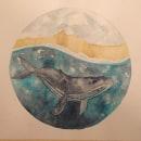 Mi Proyecto del curso: Técnicas modernas de acuarela. Un proyecto de Pintura a la acuarela de Ana Carpizo - 01.05.2020