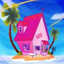 Mestre Kame House. Um projeto de Design, Ilustração, Animação, Animação 2D, Ilustração digital e Desenho digital de Barbara Knupp - 03.05.2020