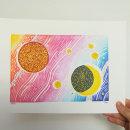 Mi Proyecto del curso: Carvado de sellos y técnicas de estampación. A Printing project by Carla Aledo Tejedor - 05.02.2020