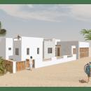 Mi Proyecto del curso: Representación gráfica de proyectos arquitectónicos. Un proyecto de Diseño, Arquitectura e Ilustración arquitectónica de María Luisa Villalobos Villegas - 05.05.2020