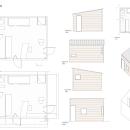 Mi Proyecto del curso: Introducción al dibujo arquitectónico en AutoCAD. Um projeto de Design de interiores de Marian Rodríguez Infantes - 06.05.2020