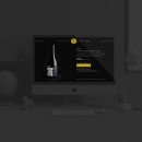 Expatrius Website. Um projeto de UI / UX e Web design de James Eccleston - 07.05.2020