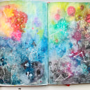 My project in Modern Watercolor Techniques course. Un projet de Illustration jeunesse , et Aquarelle de Ira Baykovska - 08.05.2020