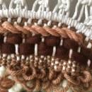 Meu projeto do curso: Introdução ao macramê: criação de um tapete decorativo. Um projeto de Artesanato, Decoração de interiores e Macramê de Beatriz Más SaintMartin - 08.05.2020