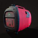 Power Generator. Un proyecto de 3D, Videojuegos y Diseño 3D de Tamara Alonso Guerra - 09.05.2020