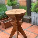 Mi Proyecto del curso de Maderistica. A Woodworking project by Gerardo Escudero - 05.09.2020
