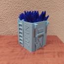 Mi Proyecto del curso: Introducción al diseño e impresión en 3D. Um projeto de 3D Design de Juan Manuel Hermoso Rivas - 09.05.2020