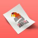 Las Negras del 45. Um projeto de Design, Ilustração, Direção de arte, Br, ing e Identidade, Consultoria criativa, Design gráfico, Ilustração vetorial, Criatividade e Design de logotipo de Marilu Rodriguez Vita - 12.05.2020