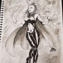 Mi Proyecto del curso: Diseño de personajes femeninos para cómics. Um projeto de Ilustração, Design de personagens, Desenho a lápis, Desenho e Desenho artístico de Rogerio Portilho - 13.05.2020