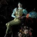 Mi Proyecto del curso: Retrato fotográfico pictórico. Un proyecto de Fotografía de moda, Fotografía de estudio y Fotografía artística de Iván - 13.05.2020