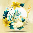 36 Days Of Type 2020. Um projeto de Ilustração, Criatividade, Ilustração digital, Lettering 3D e Desenho tipográfico de Rosemarie - 14.05.2020