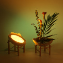 Lámpara Ikebana. Un proyecto de Diseño, Diseño industrial y Diseño de producto de Léa Ferraton - 14.05.2020