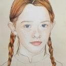 Mi Proyecto del curso: Ilustración con pastel y lápices de colores. Um projeto de Ilustração de retrato de Sole Ludueña - 10.04.2020