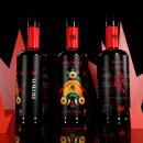 Brava Branding. Un proyecto de Ilustración, 3D, Br, ing e Identidad, Diseño de personajes, Diseño gráfico, Diseño industrial y Diseño de logotipos de William Ibañez Ararat - 18.04.2020