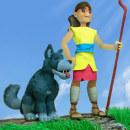 David the Sheeperd. Un progetto di Animazione di personaggi, Animazione 3D , e Character design 3D di Jorge Moreno - 17.05.2020