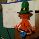 Mi Proyecto del curso: Creación de un Art Toy. Un projet de Art to de Gabriela María Elgueta Muñoz - 16.05.2020