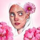 Mi Proyecto del curso: Retrato ilustrado en acuarela. Un proyecto de Dibujo de Retrato de Luis Meza - 18.05.2020