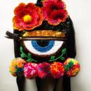 CAT/ Pasionaria. Um projeto de Artesanato, Criatividade, Design de moda e Bordado de Camila Rubio Erazo - 16.05.2020