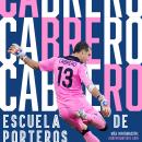 Escuela de porteros. A Poster Design, and Graphic Design project by i g l o o - 08.01.2019