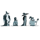 Mi Proyecto del curso: Introducción al diseño de personajes para animación y videojuegos. Um projeto de Ilustração, Animação e Design de personagens de Laura Mota García - 19.05.2020