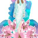 Estética Lover: Inspiración Primaveral. Un proyecto de Ilustración, Moda, Diseño de moda, Ilustración digital y Pintura a la acuarela de Andrés Felipe Vera Alzate - 20.05.2020