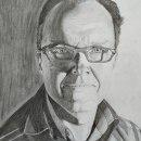 """Mi Proyecto del curso: """"Autoretrato"""". Un proyecto de Dibujo a lápiz de FERNANDO BELENGUER MULA - 23.05.2020"""