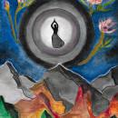Kali . Un proyecto de Pintura a la acuarela de Rosa Benchimol - 24.05.2020