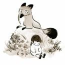 Ink Stories. Un projet de Illustration, Dessin artistique , et Brush painting de Mika Takahashi - 03.12.2014