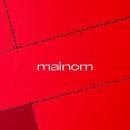 malnom | Branding. Un proyecto de Dirección de arte, Br, ing e Identidad y Diseño gráfico de Eduardo Cámara - 25.05.2020