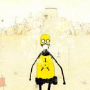 THE YELLOW GENERATION (Daniel Sake). Um projeto de Animação 2D de Daniel Sake - 11.06.2014