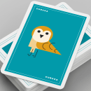 Fauna asturiana. A Design, Illustration, Game Design, Graphic Design, Vector Illustration, Creativit, Drawing, and Creating with Kids project by Jorge Lorenzo - 05.27.2020