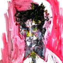 Retratos pintura. Um projeto de Ilustração, Pintura, Pintura em aquarela, Desenho de Retrato, Pintura Acrílica e Ilustração com tinta de Sara Galofre Molero - 29.05.2020