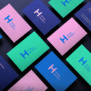 HragsDesigns Branding. A Br, ing, Identit, and Graphic Design project by Hrag Simonian (Simon) - 05.31.2020