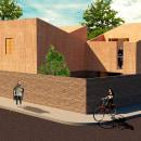 Mi Proyecto del curso: Representación gráfica de proyectos arquitectónicos. Un proyecto de Arquitectura, Retoque fotográfico y Diseño 3D de Ana Marquez - 31.05.2020