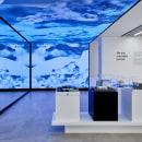 Aurora Retail. Un proyecto de Arquitectura interior y Diseño de Jeffrey Ludlow - 08.12.2019