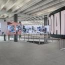 2005/2016 Premio COAM: Exhibition and Book. Un proyecto de Diseño, Diseño editorial y Arquitectura interior de Jeffrey Ludlow - 01.09.2016