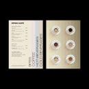 Spice Café – Identidad Visual.. Un projet de Br, ing et identité, Design graphique , et Création de logo de Gabriela Hernandez - 27.04.2020
